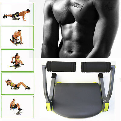 Smart Body Exercise System Ab Workout Fitness Train Home Gym Machine