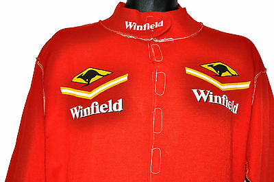 Jacques Villeneuve Williams F1 1998 Tobacco Branded Race Vest Undergarment