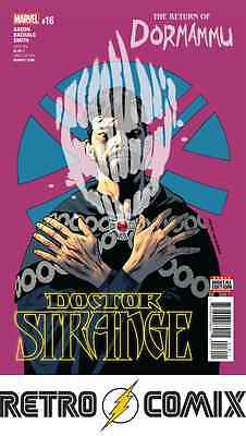 Marvel Doctor Strange #16 First Print New/unread Bagged & Boarded
