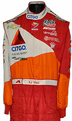Ej Viso Pdvsa Indy 500 Crew Suit Colourful Not F1