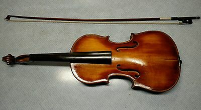 vintage violin. made in Germany. project violin