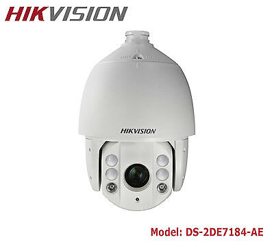 320X Hikvision 2MP HD 1080P DWDR Outdoor IR IP Network PTZ Speed Dome/PoE+