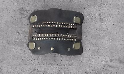 Heavy Harness Cart Saddle-number 9