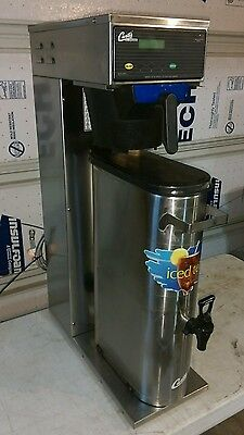 Curtis Commercial Ice Tea Brewer Digital Display Model# TCTS10000