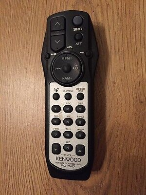 Kenwood Rc-547 Remote Control