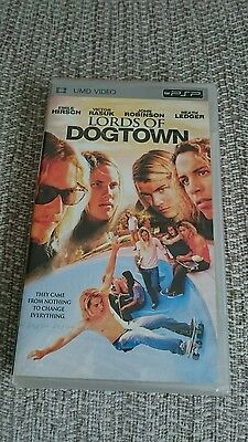 Lords Of Dogtown -*- Psp -*- Umd -*-New And Sealed -*-