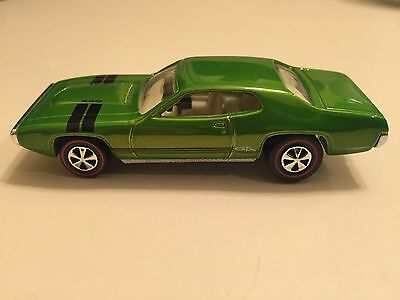 Hot Wheels  71 Plymouth GTX