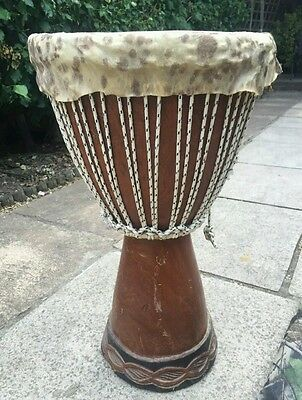"""Proffessional Djembe African Drum 13"""" head"""