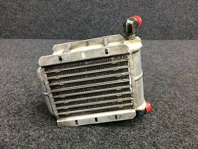 Mooney M20F Lyco IO-360-A1A Oil Cooler  P/N 620016-000 (Use: 940089-501)