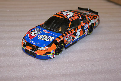 Diecast 1:24 Nascar Bank 5 Kelloggs Frosted Flakes Tony the Tiger Striping