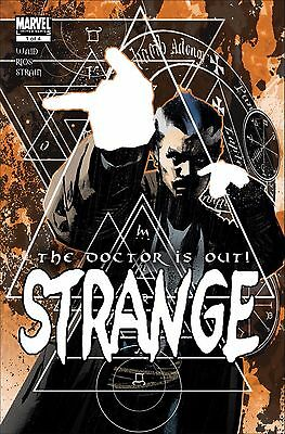 Strange, The Doctor Is Out #1/4, VF, Marvel 2010