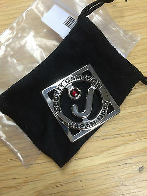 SCOTTY CAMERON circle j for Japan only Studio ball marker coin