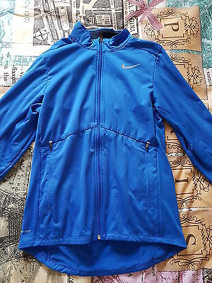 Veste Nike shield wind and water resistant stay warm running  neuf NEW