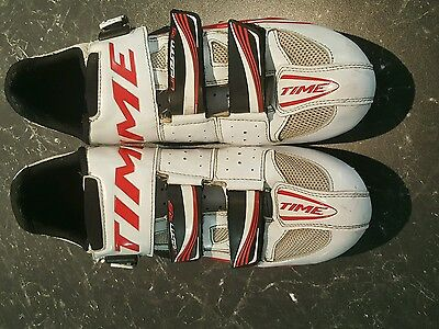 Time Ulteam Rs Carbon Cycling Shoes Size 47
