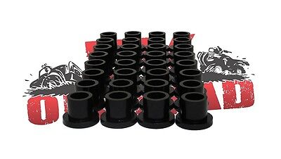 2006 to 2015 ARCTIC CAT PROWLER COMPLETE POLYURETHANE SUSPENSION BUSHING KIT