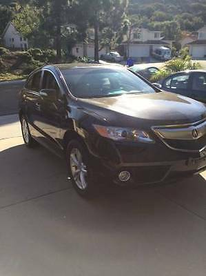 2014 Acura RDX Technology Package 2014 Acura RDX Technology Package Navigation