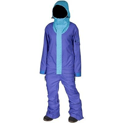 Airblaster Women's Freedom One Piece Snowboard/Ski Suit Size S New