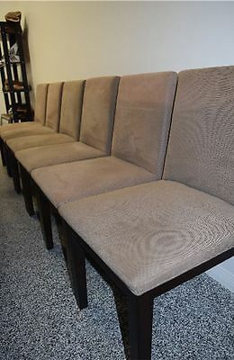 6x Freedom Furniture Dining Chairs for Sale (near new condition)