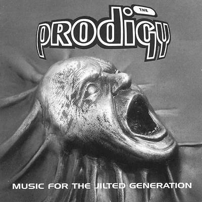 PRODIGY ~ MUSIC FOR THE JILTED GENERATION ~ 2 x VINYL LP ~ *NEW AND SEALED*