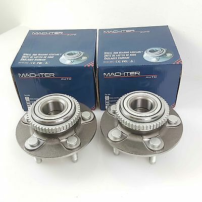 Ford Falcon GENUINE MACHTER Front Wheel Bearing Hubs AU BA BF Territory 2WD Ute