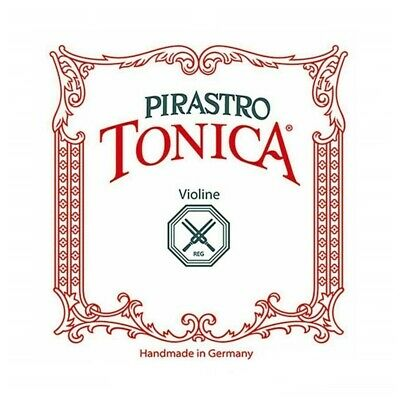 Pirastro Tonica Single Violin E String 4/4 Size Steel / Aluminium Med Ball End