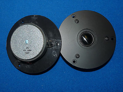 European Quality Tweeter. Heavy Duty Large Magnet. One Piar.