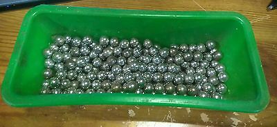 Pachinko machine steel balls With Etched Markings