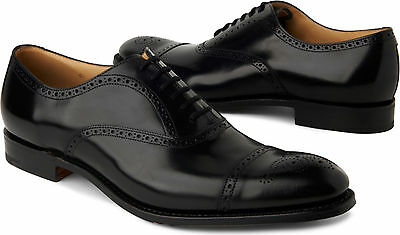 Church's Men's Classic Leather Oxford Brogues Formal Shoes - New London