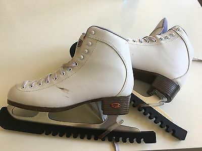 Riedell Ice Skates Size 7 (women's)