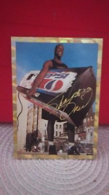 Shaquille O'Neal card