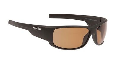Ugly Fish Sunglasses PC3266 Krypton polarised lens Sunglasses BRAND NEW