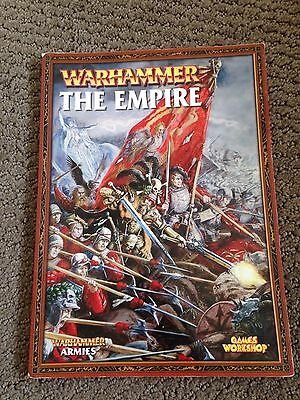 Warhammer 7th Edition Empire Army Book - OOP