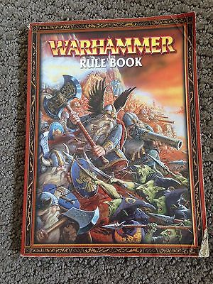 Warhammer 7th Edition Pocket Rulebook - OOP
