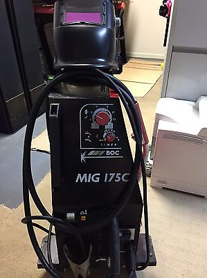 175 C BOC Mig Welder Gas And Gasless