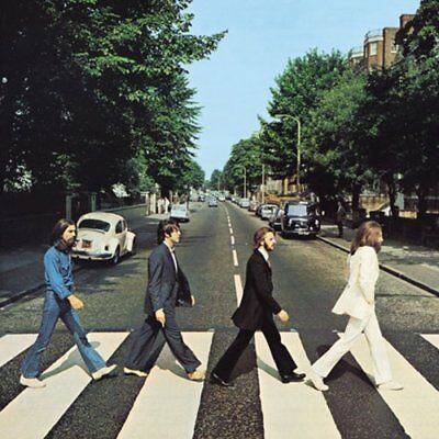The Beatles Abbey Road Greeting Birthday Card Any Occasion Album Cover Official