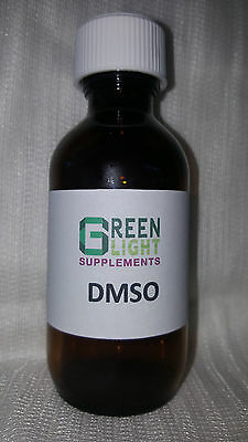 DMSO 99.99% Pharmaceutical Grade 100mls in glass--wholesale orders welcome