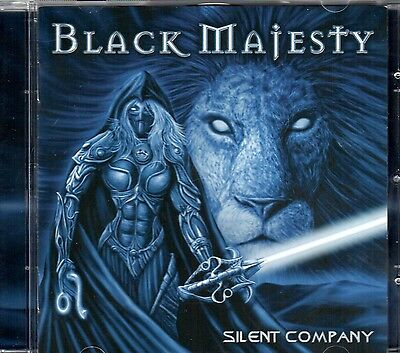 Black Majesty - Silent Company - New Cd - Oop!!! Rare