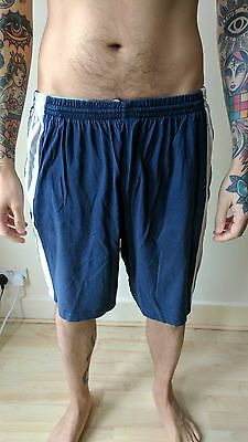 Men's blue Champion basketball shorts size XXL