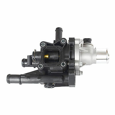 for Opel Vectra C 1.6, 1.8 Cooling Coolant Thermostat + Housing + Sensor Kit