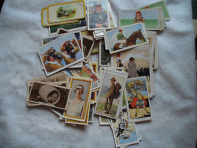 Cigarette Cards Over 200 No Wills Or Players