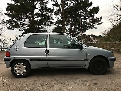 Peugeot 106 Independence 3 Door Hatchback 1.1Cc Low Tax Ideal First Car