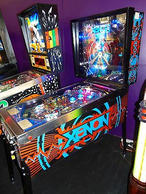 BALLY XENON PINBALL MACHINE  LED's