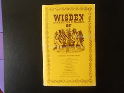 Wisden Cricketers Almanack 1997 - Softback