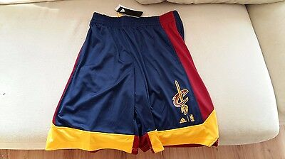 Cleveland Cavaliers -shorts - new with tags - size M