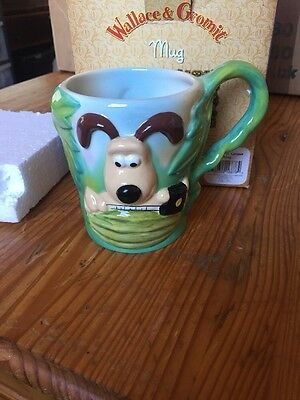 Wallace And Gromit Boxed Mug By Boarder Fine Arts