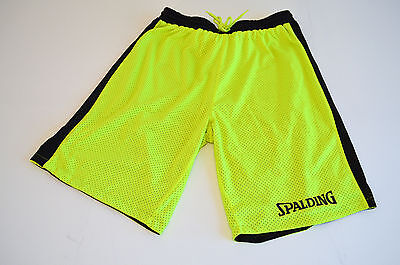 Spalding Mens Reversible Mens Basketball Shorts Size Large