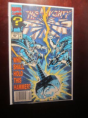 Thor (1962-1996 1st Series Journey Into Mystery) #459 - 8.0 VF - 1993