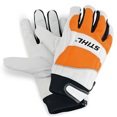 Stihl Dynamic Large Chainsaw Gloves Class 1 Cut Protection 0000 883 1514 Rrp £50