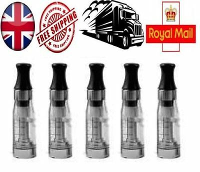 New Clear Atomiser Clearomiser E Cig Shisha Tank Vapour Atomizer Clearomizer Hq