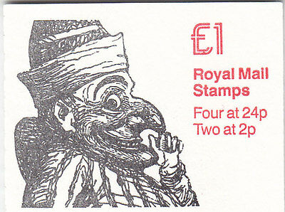£1 Booklet  Doyle and Hoffnung cat £3.50 FH23
